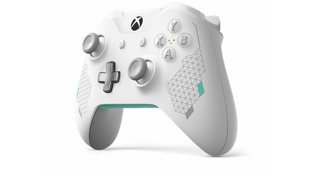 Xbox One Wireless Controller Sport White Special Edition - $47.95 + FS
