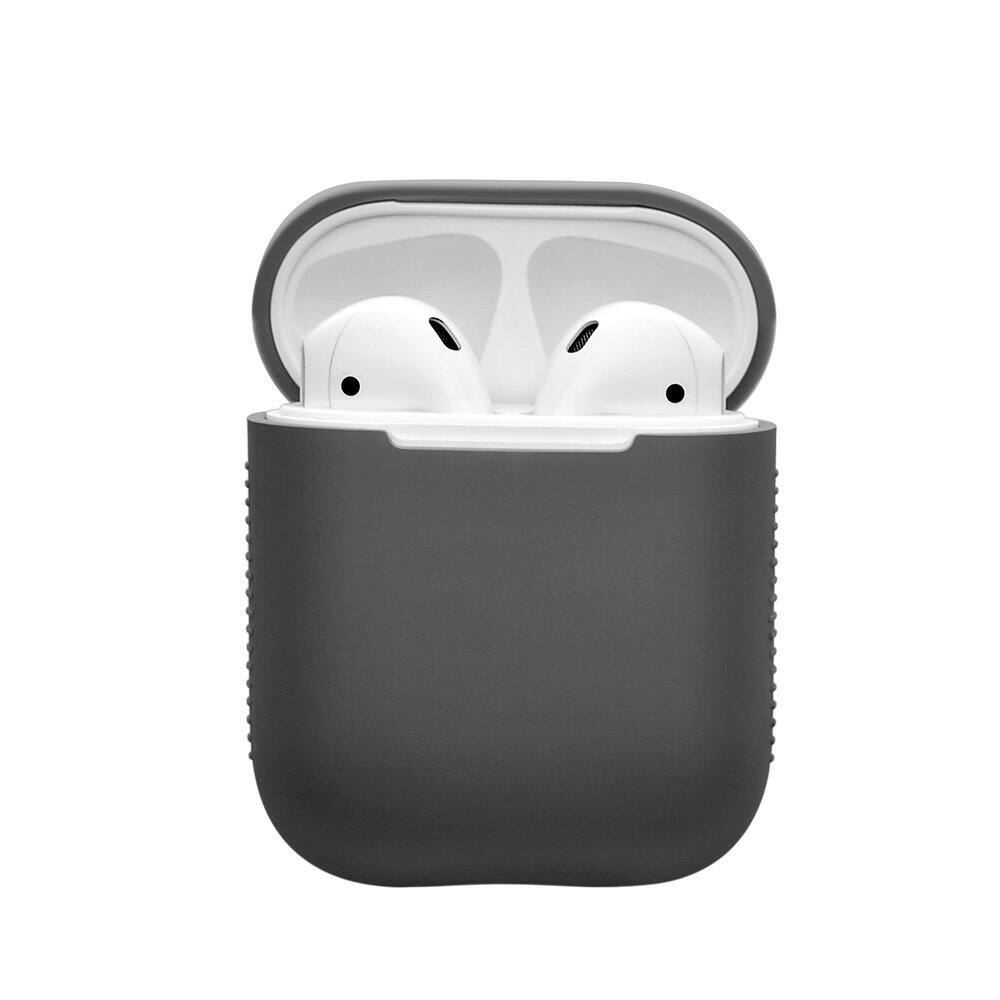 AirPods Case Protective Silicone Cover, EloBeth for AirPods Cover and Skins Shock Proof Protective for Apple Airpods Charging Case