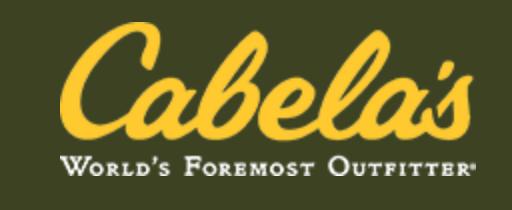 Cabelas $1 shipping no minimum