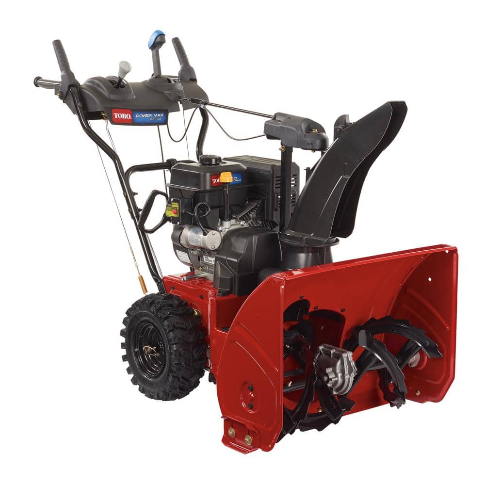 Toro Power Max 824 Oe 24 In 252cc Two Stage Electric Start