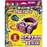 Toys r Us free ship to store -Crayola Melt 'N Mold Bling Rings Expansion Pack $1.98