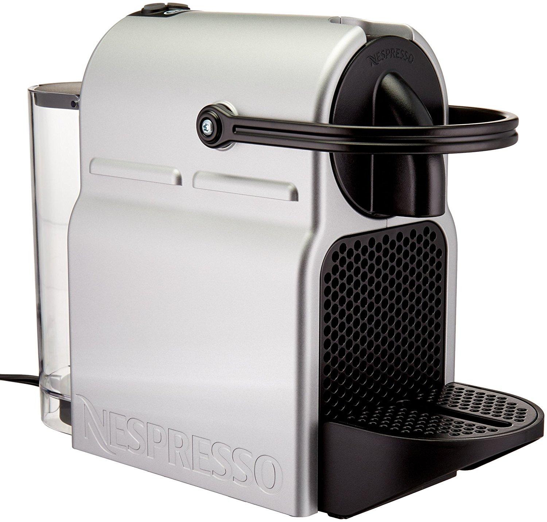 Nespresso Inissia Espresso Machine by De'Longhi, Silver $67.89 Amazon Prime