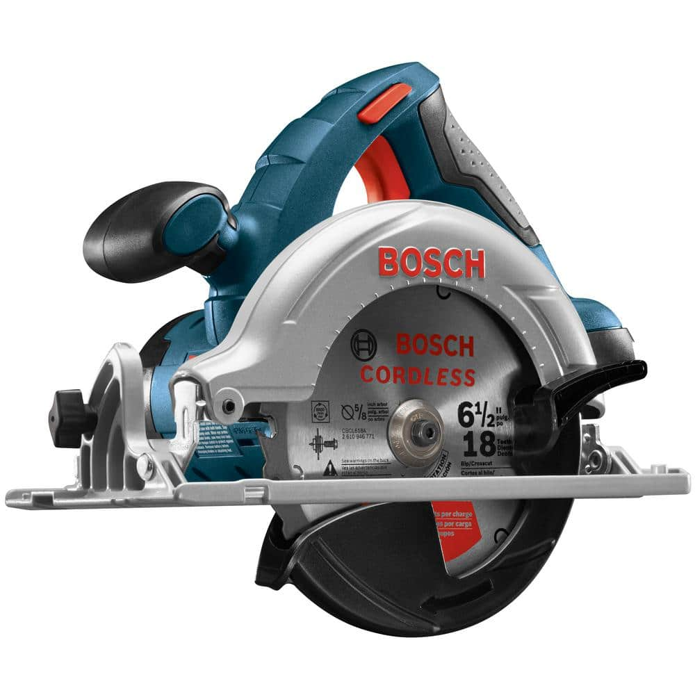 Bosch 6-1/2 Circular Saw + Free 4 Ah battery and charger for $119 at Lowes
