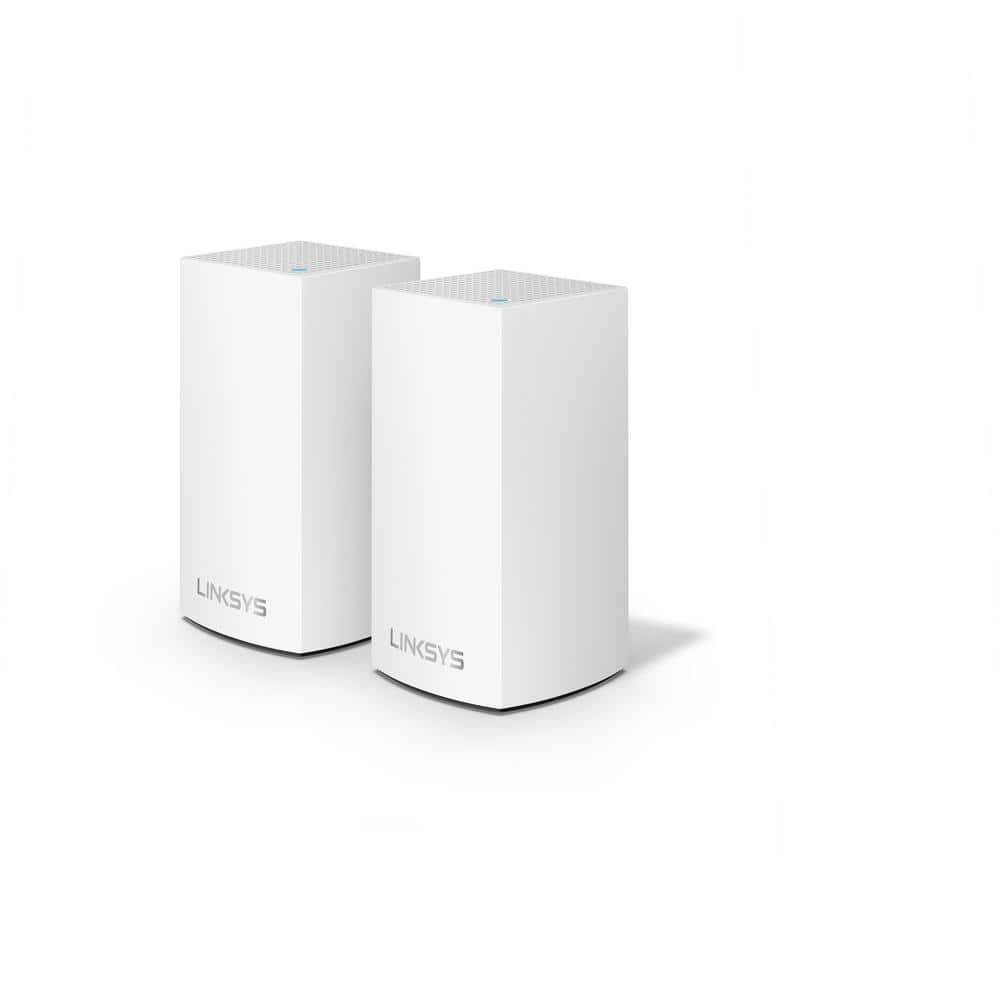 Linksys Velop Jr. Mesh Wi-Fi $100 2-pack, $150 3 pack - Clearance at Home Depot - B&M YMMV
