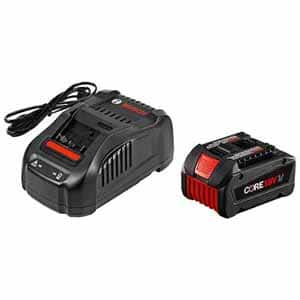 Bosch Core 18V 6.3Ah Lithium-Ion Battery & Charger Starter Kit $49.99