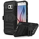 MoKo Samsung S6 holster Case for $5.99@Amazon