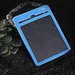 Levin Waterproof Shockproof 3W Solar Panel Charger for $19.5($10.5 off) with code @Amazon & free shipping with prime