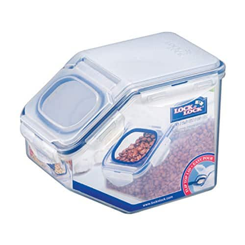 LOCK & LOCK Containers on sale - Small Bin, onion , butter, pasta $6.29