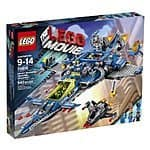 LEGO Movie 70816 Benny's Spaceship, Spaceship, Spaceship! Building Set $75.99 24% Off (Amazon)