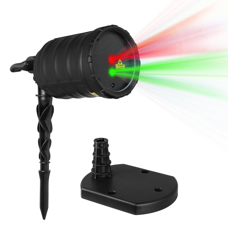 Christmas Light Projector 16.79 at Amazon!
