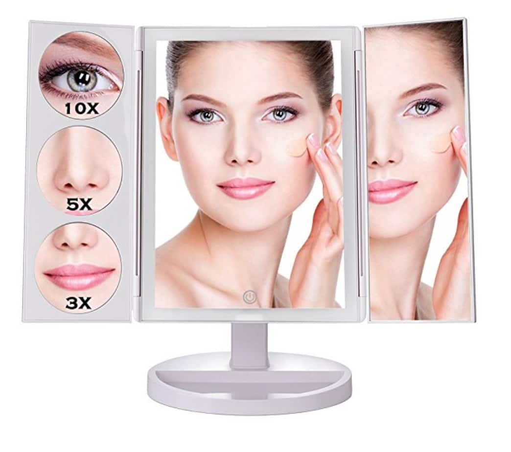 LED 19.2 inch Makeup Mirror 25.99 A/C at Amazon F/S with Prime