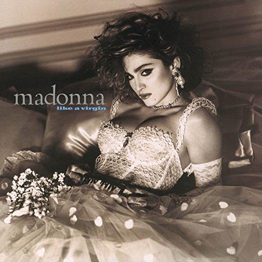 Madonna Like A Virgin 180 gram Import Vinyl Record LP +MP3 $12.58 Amazon Prime