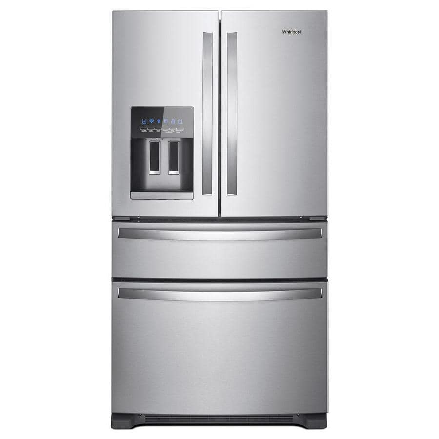 2018 Whirlpool French Door Refrigerator (WRX735SDHZ) -$1367 / $1230 ( Price match with Lowe's)