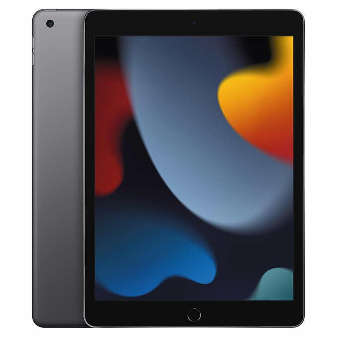 Apple iPad (9th Generation) Wi-Fi, 256GB - $$449.99