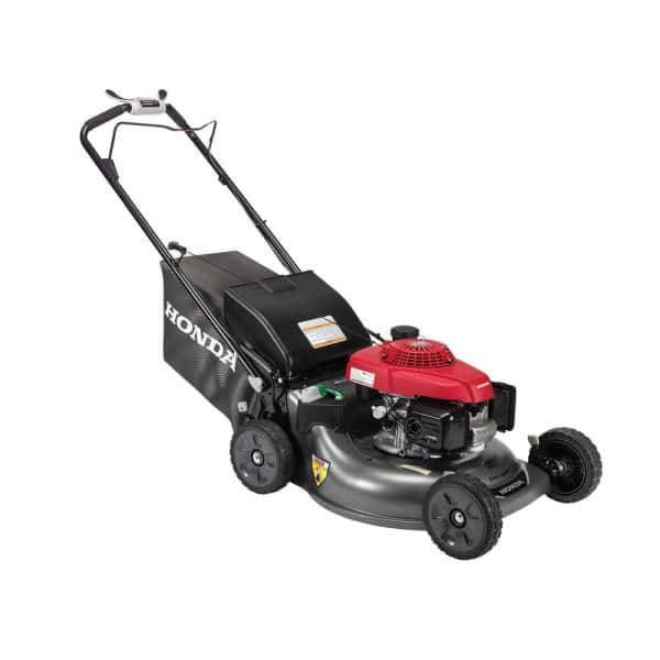 Home Depot clearance $299.99 Honda 21 in. 3-in-1 Variable Speed Gas Walk Behind Self Propelled Lawn Mower with Auto Choke
