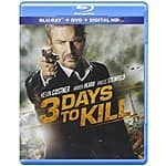 3 Days to Kill [Blu-ray] $8
