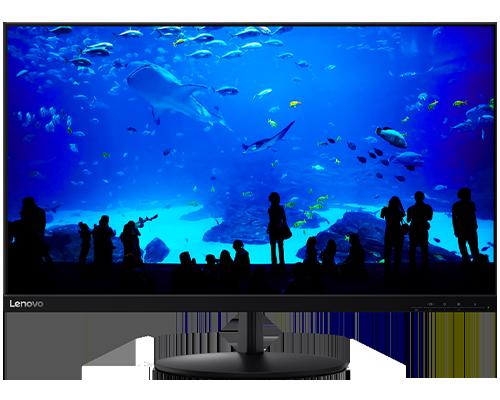 """Lenovo 28in 4K UHD IPS monitor $206.99 through EPP - best 28"""" 4K IPS panel deal so far"""