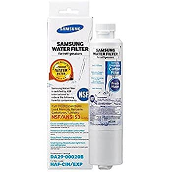 Samsung HAF-CIN/EXP Refrigerator Water Filter DA29-00020B (1 Pack) $26.95 or less + Free S/H @ Amazon S&S [OVER 40% OFF, YMMV]