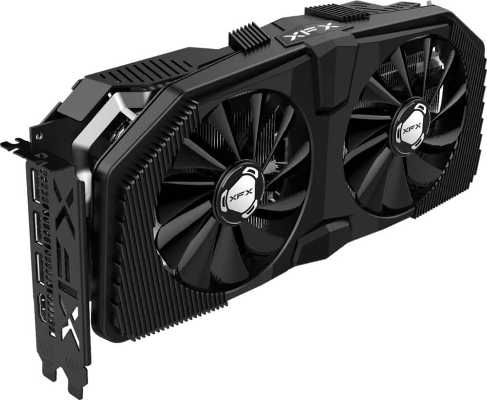 XFX AMD Radeon RX 5700 XT Raw II 8GB Graphics Card / GPU $369.99 + FS @ BB