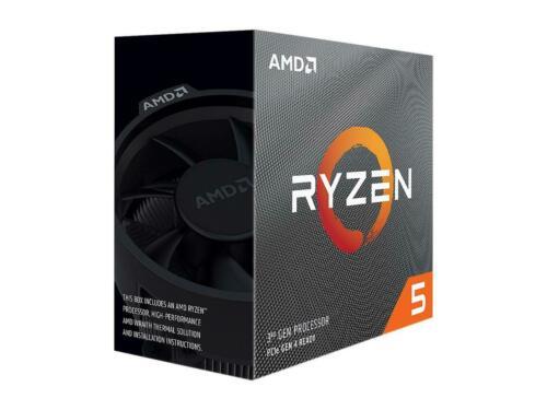 AMD RYZEN 5 3600 6-Core AM4 CPU $165 + FS @ Amazon & NewEgg via eBay