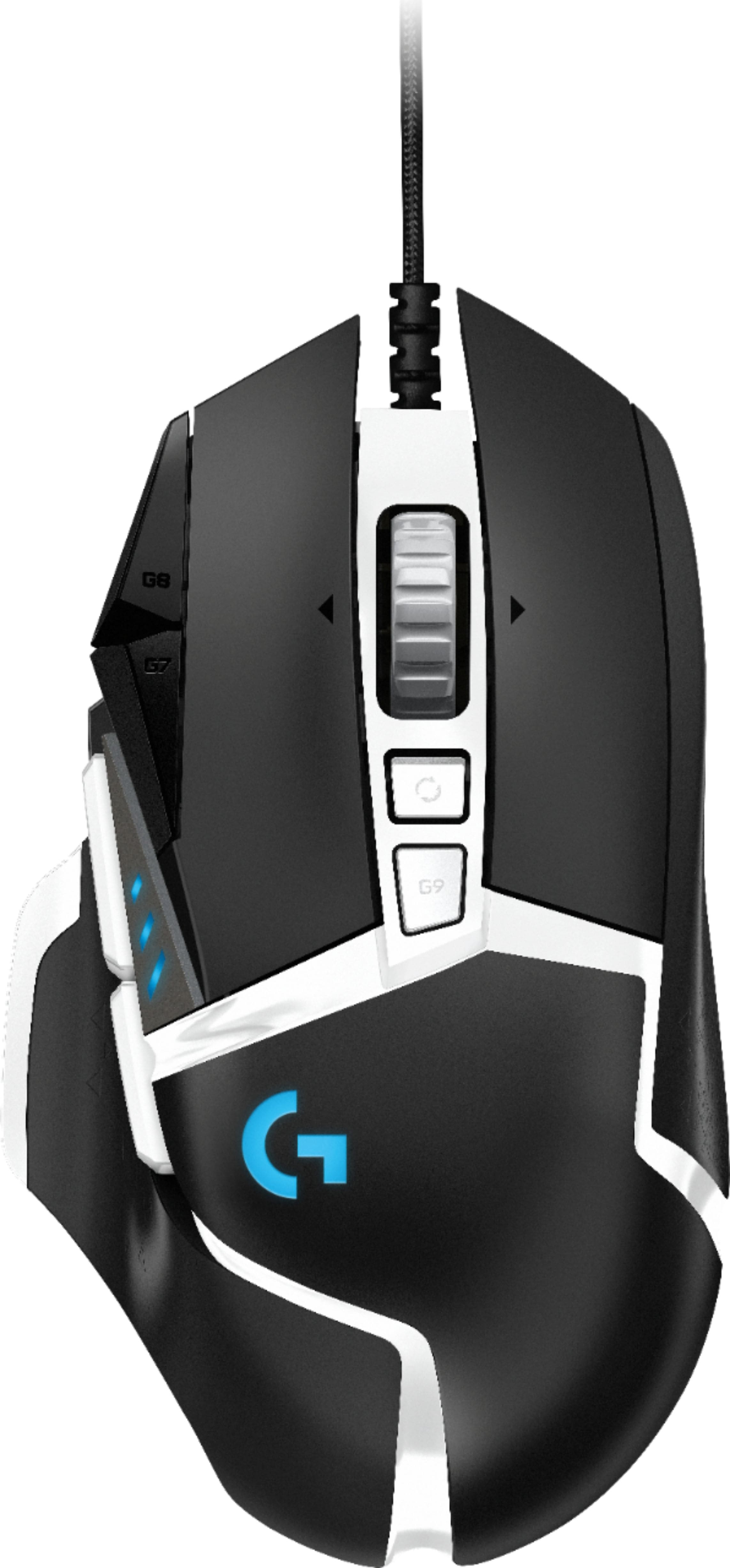 Logitech G502 HERO SE Wired Optical Gaming Mouse w/ RGB Lighting $29.99 + In-store pickup @ BestBuy