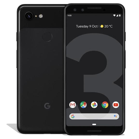 Google Pixel 3/3XL  64GB Refurb starting at $499.99