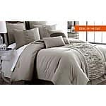 Marilyn 8-Piece Ruffled Comforter Set with Bedskirt, Shams, and Decorative Pillows $59.99 + FS @ Groupon