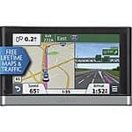 "Garmin nüvi 2597LMT 5"" Built-in Bluetooth Lifetime Map and Traffic Updates Portable GPS (Black/Gray) $169.99"