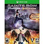 Saints Row IV: Re-Elected & Gat out of Hell $19.99 Frys + Free Store Pickup Starts 5/17