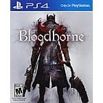 Bloodborne (PS4)  $40 + Free Shipping