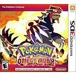 Pokemon: Omega Ruby, Alpha Sapphire, X, or Y (Nintendo 3DS) $29.99 or $23.99 w/GCU Each + Free Store Pickup @Best Buy