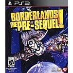 Borderlands: The Pre-Sequel! (PlayStation 3, Xbox 360, PC) $19.99 or $15.99 w/ GCU + Free Store Pickup @Best Buy