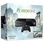 Xbox One Assassin's Creed Unity Bundle $299.99 + Free Shipping