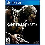 Mortal Kombat X (PlayStation 4)  $38.50 + Free Shipping