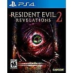 Resident Evil: Revelations 2 (PS4, Xbox One) $27.99 + Free Shipping @Target
