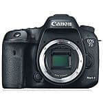 Canon EOS 7D Mark II DSLR Camera (Body Only) $1199.99 + Free Shipping (eBay Daily Deal)