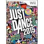 Just Dance 2015 (Wii U) $8.50 (Xbox One, 360, Wii) $10 after 50% Target Cartwheel (In-Store Only) YMMV