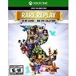 Rare Replay (Xbox One) Pre-Order + $15 Dell eGift Card $29.99 + Free Shipping
