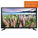 "32"" Samsung UN32J5003 1080p LED HDTV + $125 Dell eGift Card $247.99 + Free Shipping"