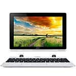 Acer Aspire Switch 10 Touch Laptop (Manufacturer Refurbished): Atom Z3735F, 2GB DDR3, 64GB SSD $159.99 + Free Shipping