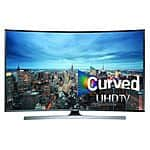 "65"" Samsung UN65JU7500 Curved 4K Ultra HD 3D Smart LED HDTV (2015 Model) $2000 + Free Shipping"