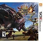 Monster Hunter 4 Ultimate (Nintendo 3DS) $29.99 or $23.99 w/ GCU + Free Store Pickup