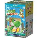 Yoshi's Woolly World + Green Yarn Yoshi Amiibo Figure Bundle - Nintendo Wii U $60 ($48 w/ GCU) Pre-Order + Free Shipping @Best Buy