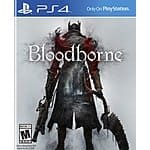 Bloodborne or God of War III: Remastered (PS4)  $25 + Free In-Store Pickup