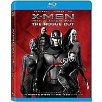 Amazon Deal: X-Men: Days of Future Past The Rogue Cut (Blu-ray + Digital HD) $14.99 + Free Shipping w/ Prime