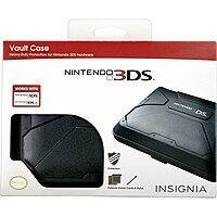 Best Buy Deal: Insignia Vault Case for Nintendo 3DS and 3DS XL $3.99 & More + Free Store Pickup @Best Buy