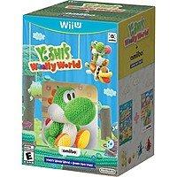 Best Buy Deal: Yoshi's Woolly World + Green Yarn Yoshi Amiibo Figure Bundle - Nintendo Wii U $60 ($48 w/ GCU) Pre-Order + Free Shipping @Best Buy