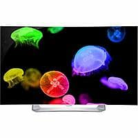 """Frys Email Exclusive: 55"""" LG 55EG9100 1080p Curved Smart OLED 3D HDTV"""