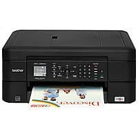 Brother MFC-J480DW Wireless Color Inkjet All-In-One Printer w/ Scanner, Copier & Fax