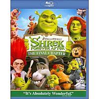 Shrek Forever After (3D Blu-Ray or 2D Standard)